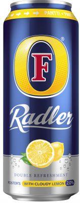 Foster's Radler Cloudy Lemon