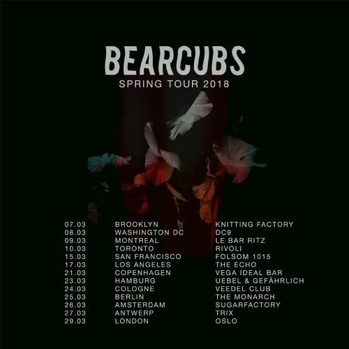 TOUR ANNOUNCEMENT!!!