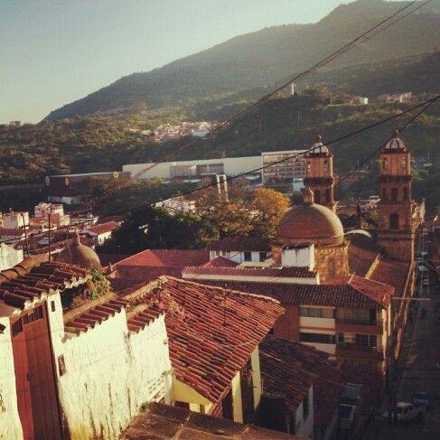 Mi town #sangil #colombia