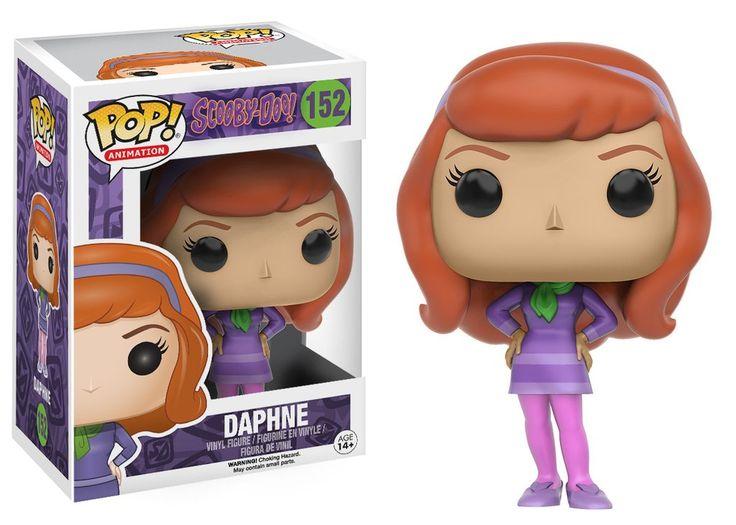 Pop! Animation: Scooby-Doo - Daphne