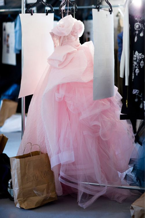 Glamour Overload: Princesses Dresses, Wedding Dressses, Pink Wedding Dresses, Cotton Candy, Pink Dresses, Oscars, Income, Liuwen, Pink Gowns