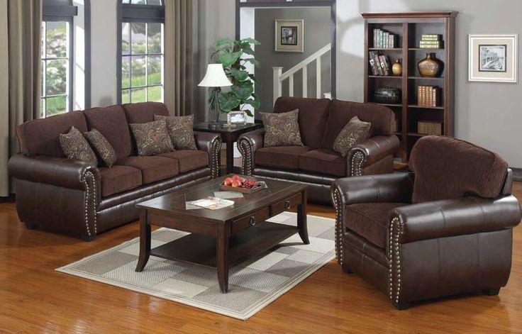 Best 25 Chocolate Living Rooms Ideas On Pinterest Modern Decorative Accents Cream Sofa
