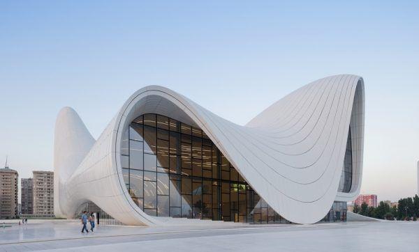 L'architecture cosmique de Zaha Hadid