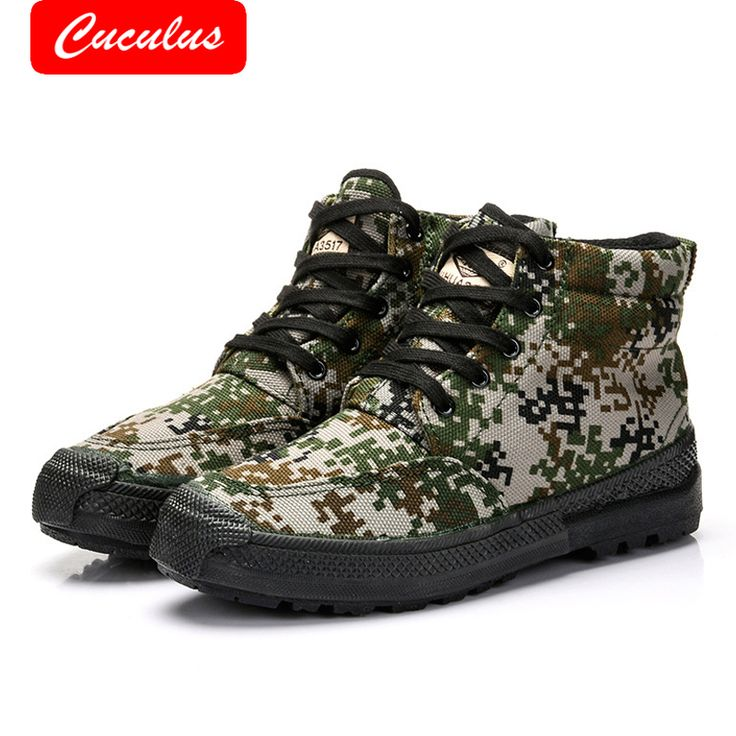 Cuculus Men Military Boots special forces tactical desert combat boots outdoor shoes man boots Infantry special boots 819