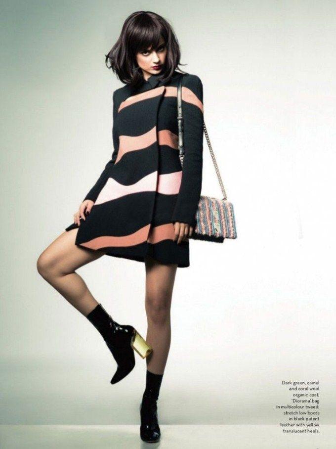 Kangana Ranaut #photoshoot for Verve magazine.