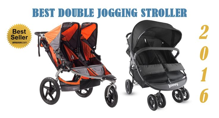 Top 5 Best Double Jogging Strollers Reviews and Buying Guide
