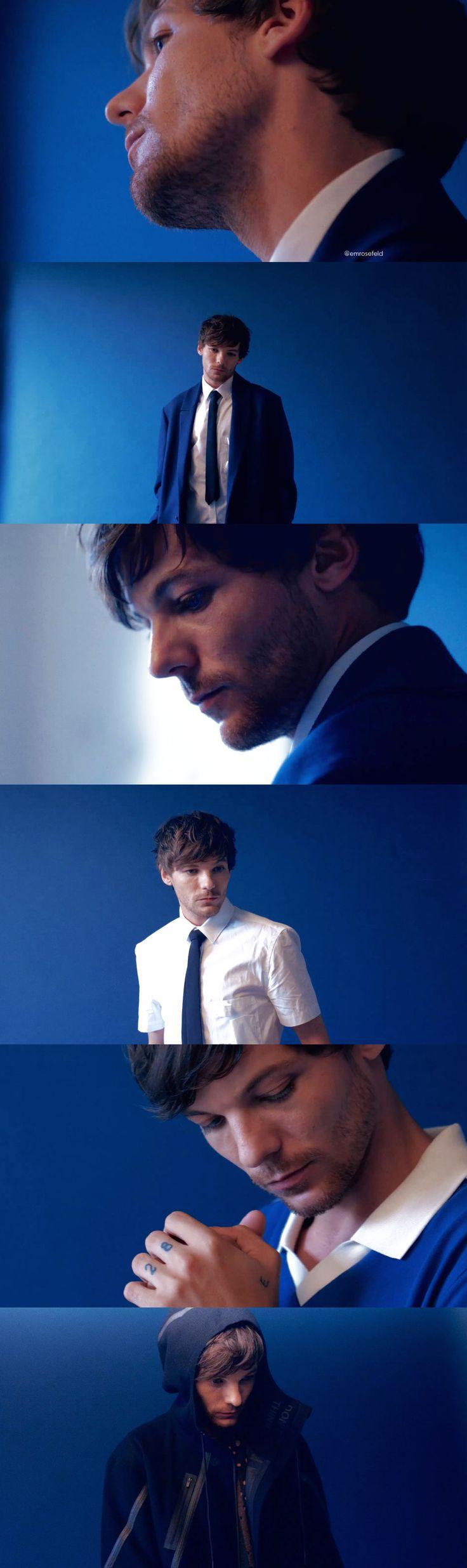 Louis Tomlinson | BTS SID magazine | emrosefeld |
