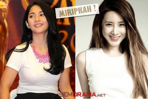 Dinda Kirana vs Seo In Young