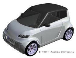 Streetscooter. Low-Cost Electric Car. Dalla Germania la prima auto elettrica low cost del mondo. Promette zero emissioni a 5mila euro.