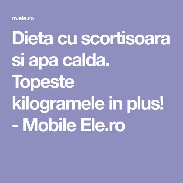 Dieta cu scortisoara si apa calda. Topeste kilogramele in plus! - Mobile Ele.ro