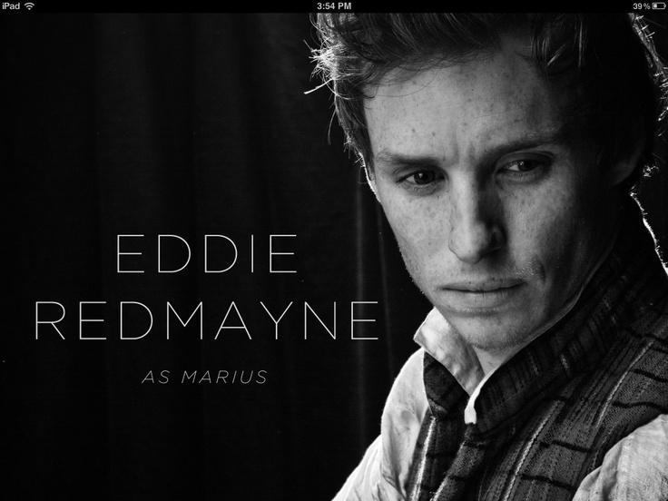 Les Mis (2012) | Eddie Redmayne - 109.3KB