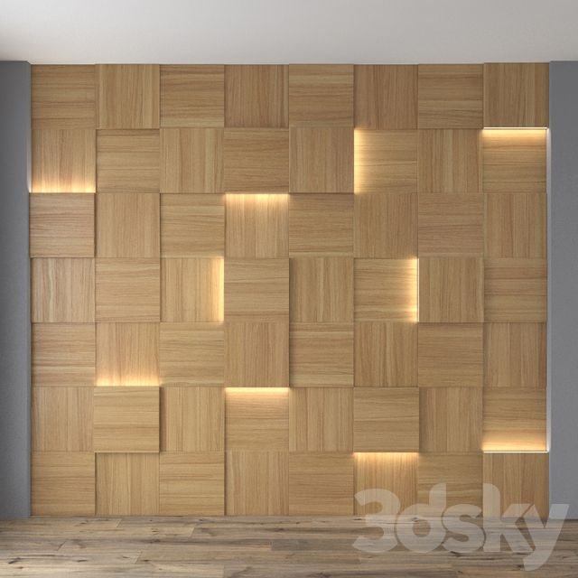 3d Models 3d Panel Wall Panel 10 In 2020 Wall Paneling Wall Panel Design Wooden Wall Panels
