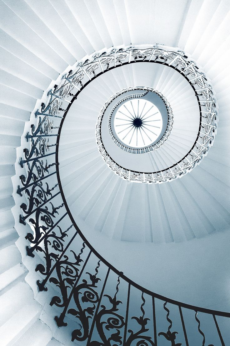 Tulip stairs, Greenwich
