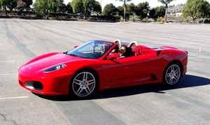 Groupon - $ 95 for an Exotic Autocross Challenge in a Ferrari from Xtreme Adventures ($199 Value) in Multiple Locations. Groupon deal price: $95