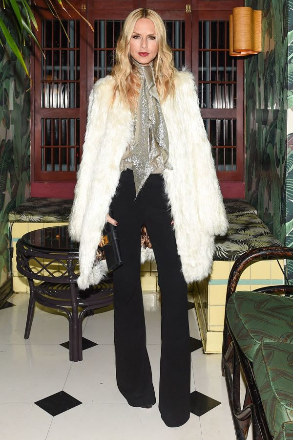 Rachel Zoe at Frame Denim's 3rd Anniversary Dinner