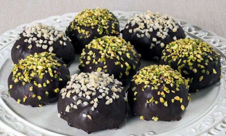 Čokoládové napolitánky