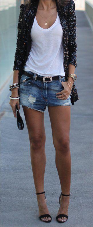 Von dem, was weiße Hemden zu tragen; 10 Tipps | Mode