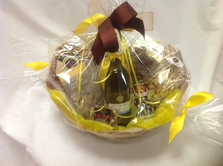 $115.00Au* - Pantry pack with Gourmet Goodies White Wine - Savery and Sweet delights.  *Delivery is Not Included in Prices shown.