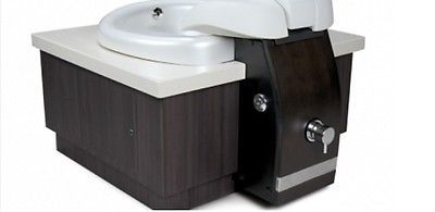 Salon Chairs and Dryers: New Continuum Signature 4 Gallon Pedicure Spa Drop-In Basin W Formica Cabinet -> BUY IT NOW ONLY: $1730 on eBay!