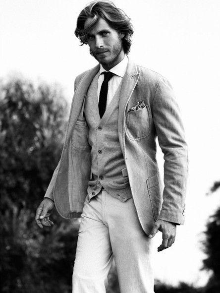 The Versatile Gent - boss mens style menswear: Mens Style, Style Menswear, Men Style, Men'S Style, Men'S Hairstyle, Classic Style, Men Hairstyles