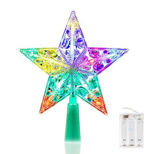Christmas Tree Star Topper, Volador 6'' Christmas Star Li... https://www.amazon.ca/dp/B01MQ100CR/ref=cm_sw_r_pi_dp_x_WJ6jybQZH14EC