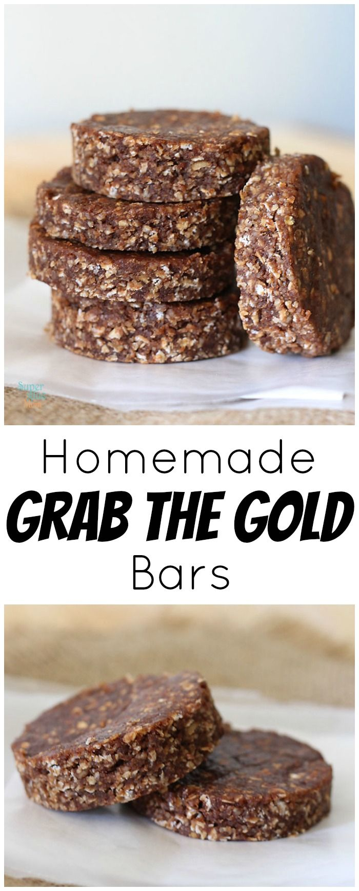 Homemade Grab the Gold Bars from LauraFuentes.com