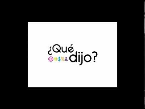 Hay traductores de español a inglés, al portugués, al alemán o al mandarín, pero...¿alguna vez viste un traductor de Español a Español?  Un aplicación a nivel de idea para Underground 2011.