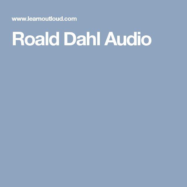 Roald Dahl Audio