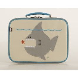 Awesome lunchbox from Beatrix New York! We love! <3 Grey Beatrix New York Nigel Lunchbox