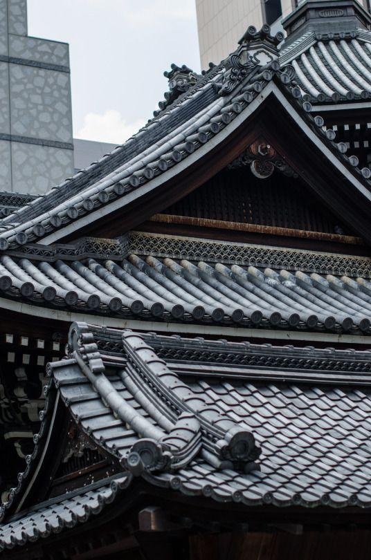 Rokkaku-do, Kyoto / 六角堂(京都) by Kaoru Honda