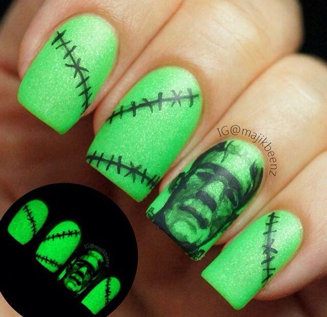 Mejores 16 imágenes de Nail varnish n fake nails en Pinterest   Uñas ...