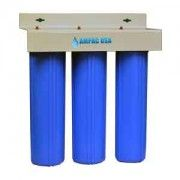 Wholehouse Triple Big Blue Whole House Water Filter System