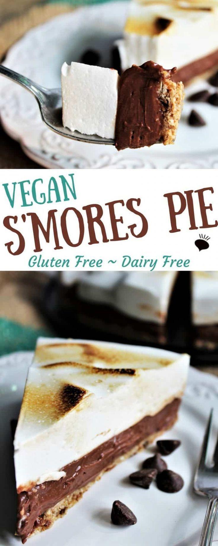 Dieser glutenfreie und vegane Sittenkuchen ist die perfekte Kombination aus …