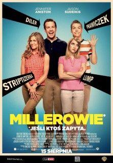 Millerowie - więcej na: http://www.kinoatlantic.pl/