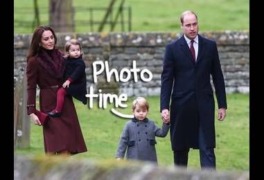 Prince William And Princess Kate's Holiday Card Revealed — See The Lovely Family Photo HERE!