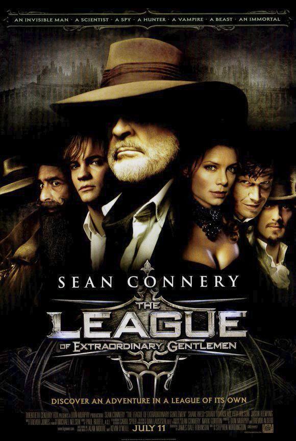 Лига выдающихся джентльменов (2003)  The League of Extraordinary Gentlemen