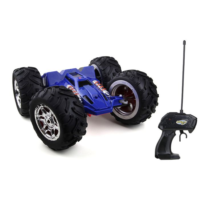 """Fast Lane B-Furious Remote Control Stunt Vehicle 