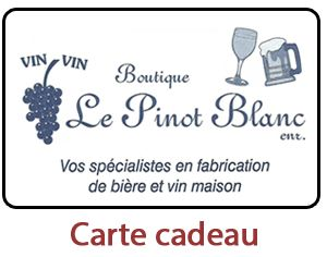 Boutique Le Pinot Blanc