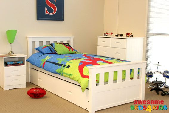 Coolangatta Trundle Bed