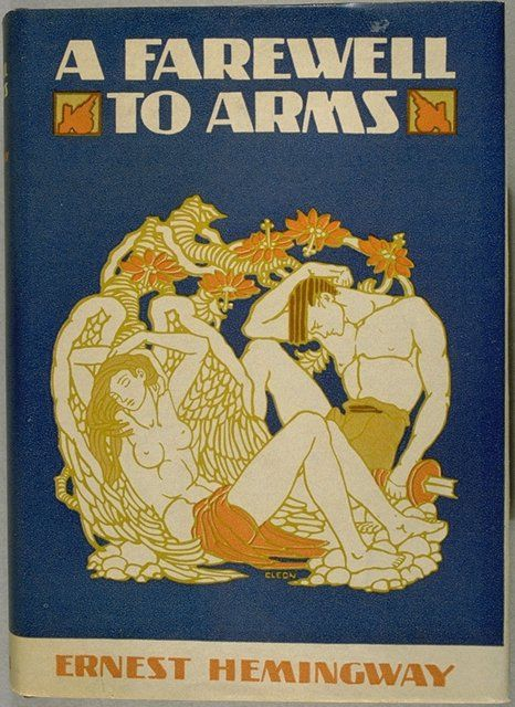 the symbol of darkness in a farewell to arms a novel by ernest hemingway Biography of ernest hemingway  was a year of both success and sorrow for hemingway in this year a farewell to arms was  down there in the darkness.