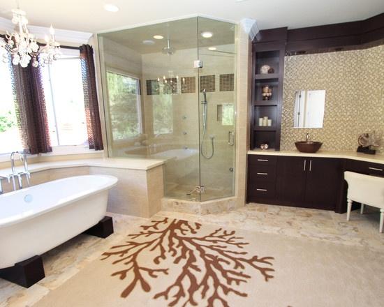 220 Best Master Bathroom Images On Pinterest