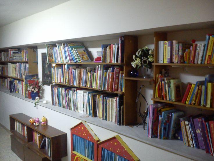 Η παιδική μας Βιβλιοθήκη :)
