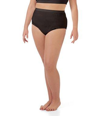 All Cotton Classic Brief | Womens Plus Size Underwear | JunoActive
