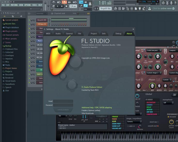 Fl Studio 4 1 Cracked Free Download - lostair