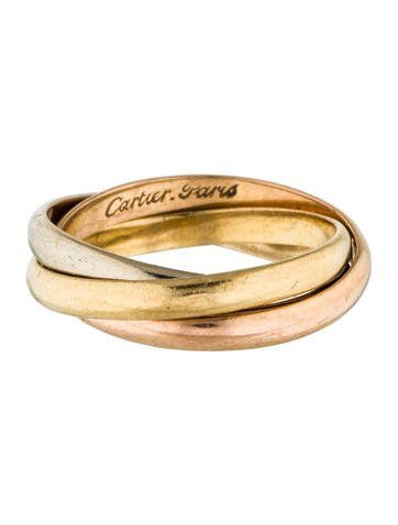 Cartier Vintage Small Trinity de Cartier Ring - Rings - CRT30992 | The RealReal