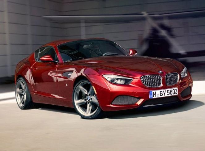 Zagato. La esencia del carrocero italiano está en el nuevo prototipo de BMW.