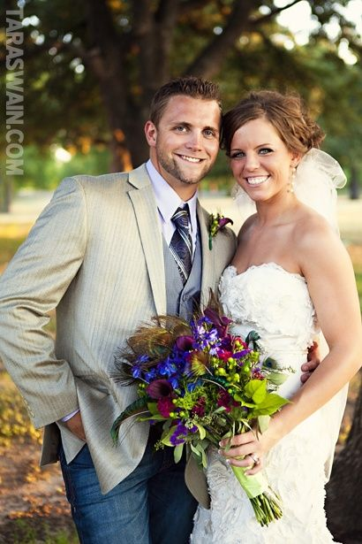 grooms with jeans | Groom - jeans and sportcoat/vest | Hey, thats me! :)