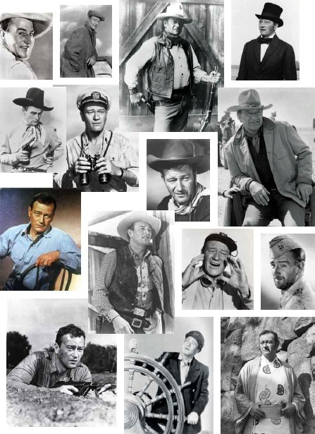 The Duke... King of the Wild Frontier...just like Davey and Roy. MR