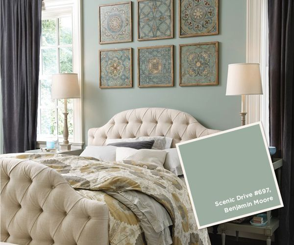 Bedroom Wall Colors 2013 184 best paint: light to medium blues images on pinterest | wall