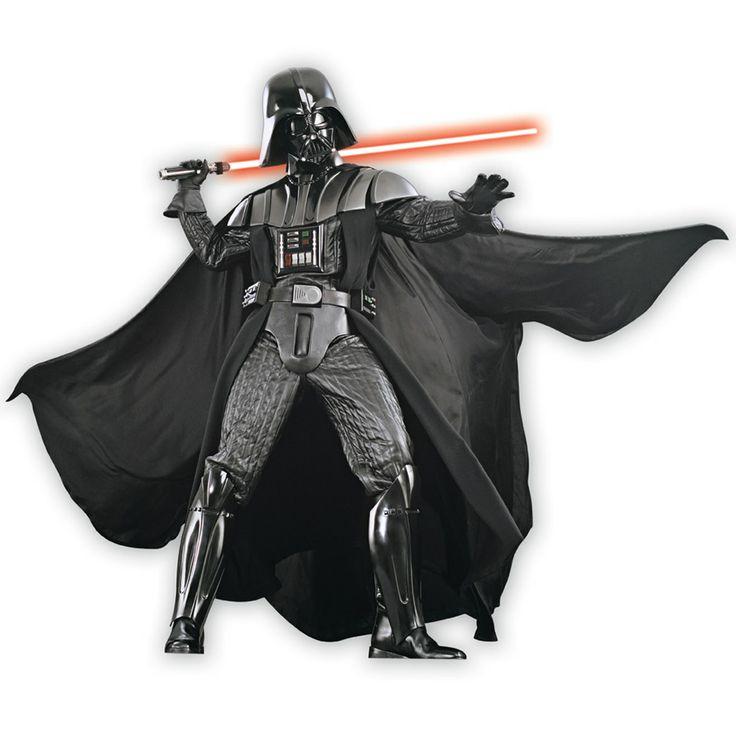 #Disfraz de #DarthVader serie Supreme de #StarWars #LucasArts